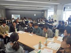 当日は、参加者や学生、青年会議所の皆様などが集まり、フロア全体が「茅ヶ崎の環境」で盛り上がりました!