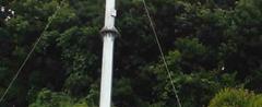 風力発電はフェリスの象徴「赤い風車」です